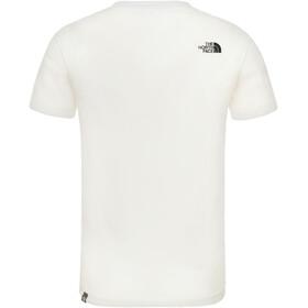 The North Face Easy SS Tee Drenge, tnf white/tnf white/tnf black